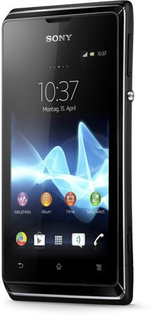 Sony Xperia E Android Smartphone für nur 79,95 Euro [Idealo: ~125 Euro] @T-Mobile.de