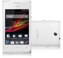 Sony Xperia E für 79,95€ + 1 Monat lang kostenloses Telefon-Flat, SMS-Flat und Internet-Flat! (Kein Vertrag!) @Telekom