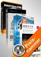Sparpaket Software für € 9 statt € 163 (über 90% Ersparnis) @softwareload