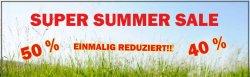 Summer Sale bei f-low-s bis zu 50% reduziert – z.B. Adidas Skateboarding Pitch Skateschuhe 29,99€