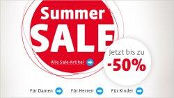 Summer Sale mit bis -50% + Gutscheine @Mirapodo