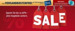 Tchibo Sale jetzt mit bis zu 60% Rabatt + Gratis Versand durch Newsletteranmeldung