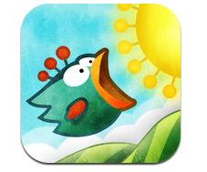 Tiny Wings für kurze Zeit kostenlos @ iOS