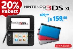 Toys´R´Us: 20% auf einen Ranzen | 20% auf FisherPrice Artikel | 20% auf Nitendo 3DS XL