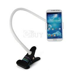 Universal Lazy Bett Smartphone Autohalterung in weiß mit 70cm Arm für nur 13,29 Euro inkl. Versand (Versand aus HongKong!)