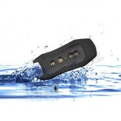 Wasserdichter IPX8 4GB MP3-Player in Schwarz für 20,69€ inkl. Versand bei eBay