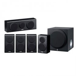 Yamaha NS-PB150 Lautsprechesystem 5.1 nur 129€ – amazon.it