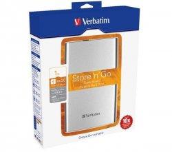 1TB Verbatim USB 3.0-Festplatte für 58,98€ inkl. Versand (Idealo 69,90€) @pixmania