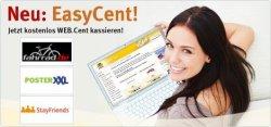 200 WEB.Cent (2€) für die Anmeldung bei XING @Web.de