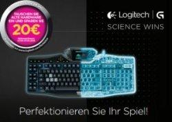 20€ Cashback auf verschiedene Logitech Artikel @Amazon.de