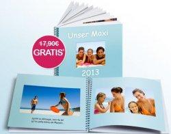 30 Seiten-Fotobuch mit Spiralbindung GRATIS statt 17,90€ – Nur Versand 5,90€ @Photobox