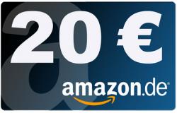 4x 5€ (20€!) Amazon-Gutschein für 4 Umfragen @rela-x