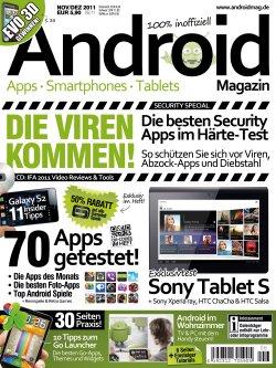 5 elektronische Ausgaben Android Magazin kostenlos @Google App-Store