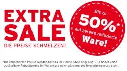 50% Rabatt im Sale + 10% durch Newsletter Gutschein – Dazu ab 12.08 | 10 Jahre Online Shop @ ERNSTINGS FAMILY