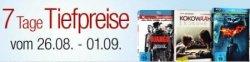 7 Tage Tiefpreise DVDs oder Blu-rays vom 26.08. – 01.09.2013 @amazon