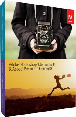 Adobe Photoshop Elements 11 & Premiere Elements 11 (Win|Mac) für 59€ inkl. Versand (Idealo 94,75 €) @amazon