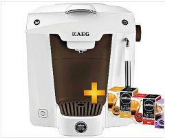 AEG-ELECTROLUX LM 5100 Lavazza Favola A Modo Mio + 3 Packungen Kaffee für 29€ zzgl.4,99€ Versand @saturn.de