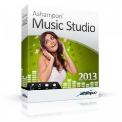 Ashampoo Music Studio 2013 kostenlos! @Giveaway of the Day