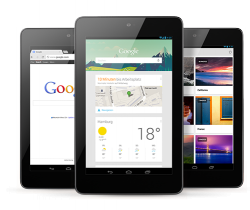 Asus Google Nexus 7 8GB refurbished für 149€ inkl. Versandkosten @asus.de