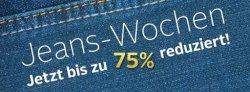 Bis zu 75 Prozent Rabatt auf Jeanshosen bei OTTO