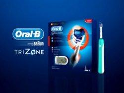 Braun Oral-B TriZone Neueste Generation 12€ durch Oral Cashback bis 30.09.13