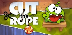 Cut the Rope & Cut the Rope HD erstmals kostenlos im iTunes Store