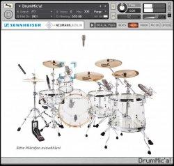 DrumMica: Virtuelles Schlagzeug – kostenlos