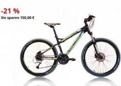 Fahrrad Outlet mit bis zu 57%! + 55€ Gutschein! + gratis Starterkit! @liquid-life