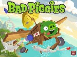 GRATIS: Bad Piggies (Andry Birds-Nachfolger) als iOS-App kostenlos