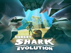 Gratis diese Woche: Games für Android wie Grabatron, Pool Bar HD, Hungry Shark