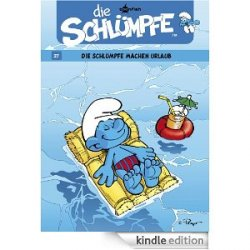 [Gratis] eComic- Die Schlümpfe 27: Die Schlümpfe machen Urlaub (Kindle Version) @Amazon