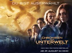"""Gutschein für 2 Kinokarten für """"Chroniken der Unterwelt"""" für nur 1,50 Euro"""