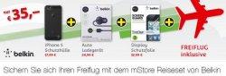 Aktion: Handyzubehör von belkin kaufen + Gratisflug in Europa dazubekommen @conrad.de