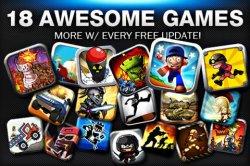 [iOS] ►Gamebox 1 + 2 (58 Spiele) kostenlos statt 1,78€!