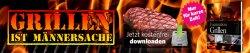 kurze Zeit Gratis statt 9,90€: Grillen ist Männersache als e-Book @franzis