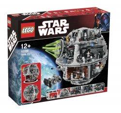 LEGO Star Wars Todesstern für 247,49 Euro bei Amazon Italien