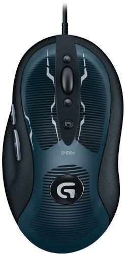 Logitech G400s optische Gaming Maus schnurgebunden für 49,87€ inkl. Versand satt 59€ idealo @amazon