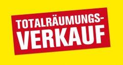 Totalräumungsverkauf in vielen Filialen@ProMarkt (nur lokal in den Filialen!)