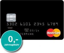 MasterCard lebenslang kostenlos plus 1 Jahr GRAZIA kostenlos @valovisbank.de