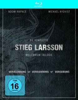 Millennium Trilogie auf Blu-ray für 8,76 Euro bei Amazon