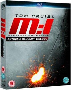 Mission: Impossible – Extreme Trilogy auf Blu-ray für 12,39 Euro inkl. Versandkosten @zavvi