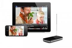 Mobiler TV-Tuner für DVB-T: Elgato Tivizen (Für Apple, Android, PC, Laptop etc.) für 69€
