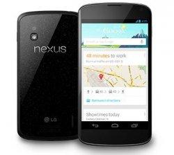 Nexus 4 (8 GB) für nur 199€ od. Nexus 4 (16 GB) für 249€ @google.com