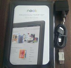 Nook HD+ (9 Zoll, Full HD, Android 4.2, HDMI) für nur 184,13 @eBay