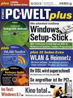 PC WELT mit DVD im 6-Monatsabo + 20€ OTTO Gutschein für effektiv nur 4,95€ @Leserservice.de