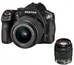 Pentax K-30 SLR-Kamera + Objektiv 18-55mm & 50-200mm für 529,54€ @pixmania.de