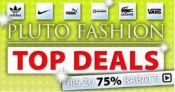 Plutosport Fashion-Sale Top-Deals mit vielen Rabatten + 5€ Gutschein