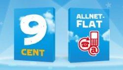 Prepaid Karte von blau.de mit 15€ / 40€  Guthaben für 9,90€ inkl. kostenloser VIP Rufnummer