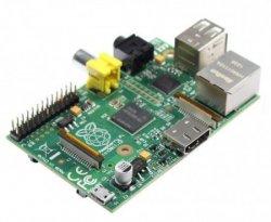 Raspberry Pi Model B Mini-PC/Mainboard für nur 36,45 Euro +5 Euro Gutschein für Newsletteranmeldung möglich