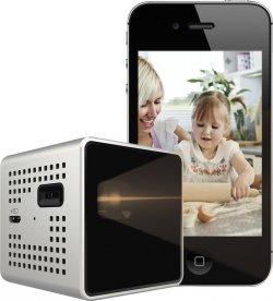 Rollei Innocube Pico Projektor für Notebook, Smartphone und Tablet für 152€ (Idealo:316€)